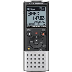 Best Digital Voice Recorder-Olympus VN-8100