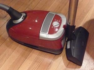 Miele Libra Wand Parked on bottom close wood fl A1 300x225 The Best Canister Vacuums Miele S5 Libra & S2 Delphi