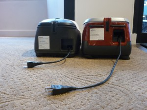 Miele S2 and S5 cords view 300x225 The Best Canister Vacuums Miele S5 Libra & S2 Delphi