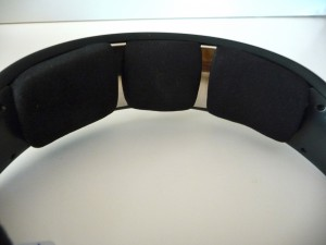 Sennheiser RS 120 Headband close P1090631 300x225 The Best Home Wireless Headphones Sennheiser RS 120 & RS 180