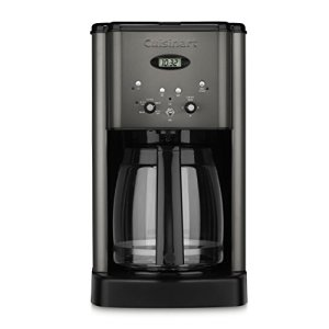 Cuisinart DCC 1200 Black Stainless Steel image 300x300 The Best Coffee Maker For Even 2 Cups Cuisinart DCC 1200
