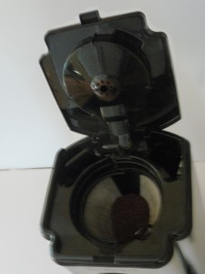 Mesh Filter Installed P1090882 e1318994658885 225x300 The Best Coffee Maker For Even 2 Cups Cuisinart DCC 1200