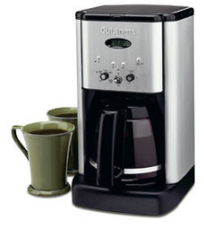 cups Dcc 12004 The Best Coffee Maker For Even 2 Cups Cuisinart DCC 1200