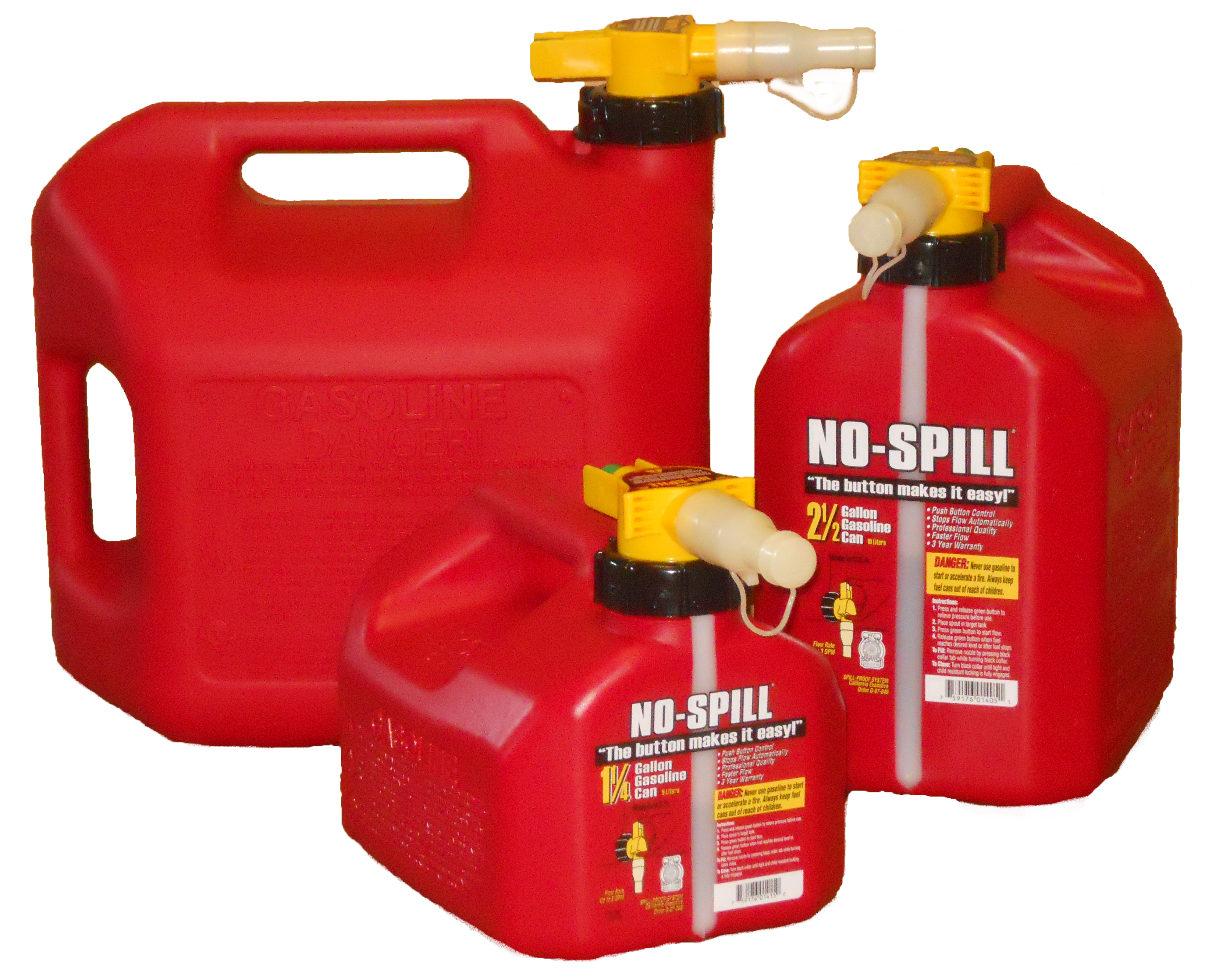 Plastic Gas Cans >> 2 5 Gallon Gas Cans Greatstuffthatworks Com