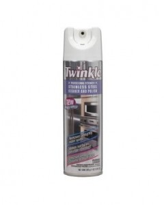 Twinkle Stainless Steel Cleaner at Amazon