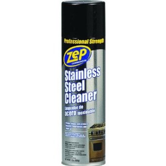Zep Stainless Steel Cleaner at Amazon
